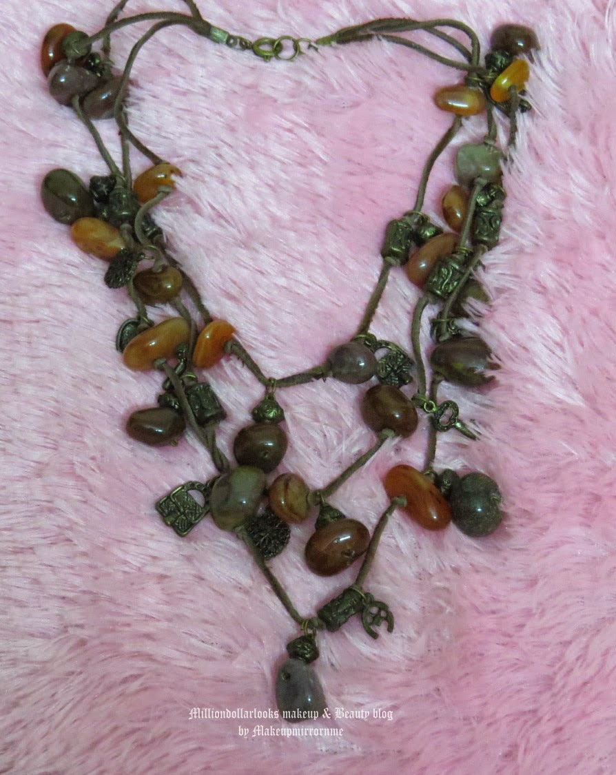 Treasure Box Favorites: All time favorite necklace from my Fashion Jewelry collection, Fashion jewelry, Fashion jewelry in India, Indian Fashion blog, Indian fashion blogger, Indian makeup and beauty blog, Fashion finds in Delhi, Trending fashion accessories in India, Milliondollarlooks makeup and beauty blog