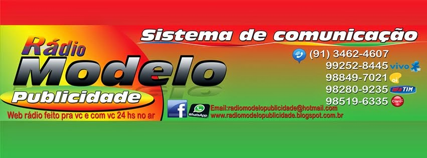 Radio  Web Modelo Publicidade
