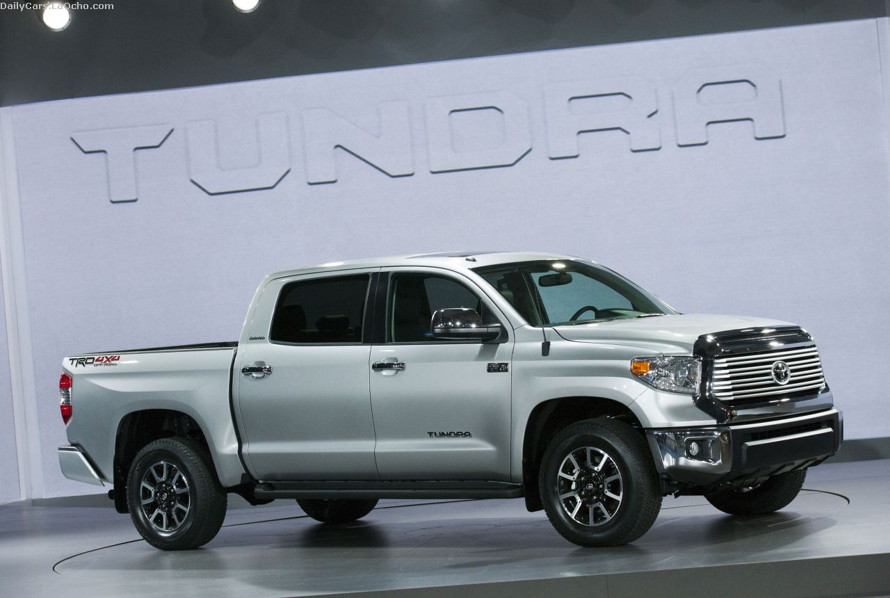 daily cars new toyota tundra 2014. Black Bedroom Furniture Sets. Home Design Ideas