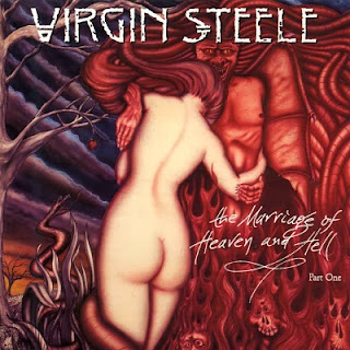 Virgin Steel - The Marriage of Heaven and Hell Part I