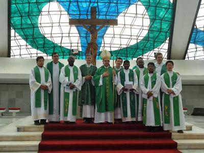 Abertura oficial do Mês Missionário em Brasília