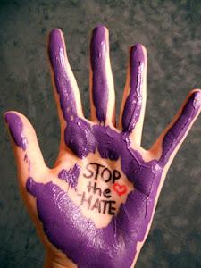Pará el odio