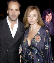 Tom Ford and Stella McCartney have been photobomb!