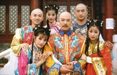 Hoàn Châu Cách Cách Phần 2 Trọn Bộ - Hoàn Châu Cách Cách 1999