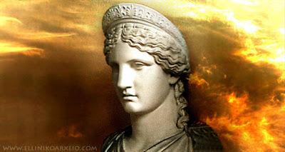 Οι θεές του Ολύμπου - Η Δημιουργία του Κόσμου - Ενότητα 1