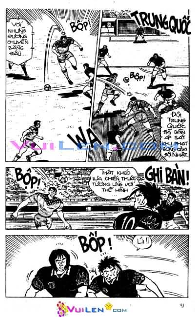 Jindodinho - Đường Dẫn Đến Khung Thành III Tập 56 page 9 Congtruyen24h