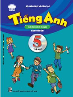 Sách giáo khoa tiếng Anh 5 - quyển 1