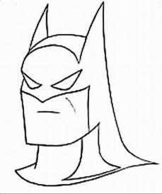 Coloring Pages Online on Coloring Pages Online  Batman Coloring Pages