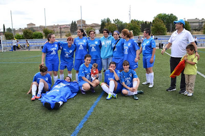 CLUB GRANA 2012 VISE CAMPEONAS