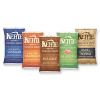 $1/2 Bag of Kettle Brand Potato Chips