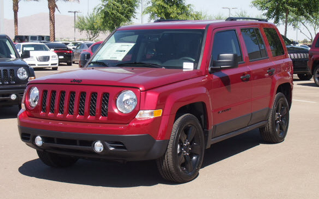 jeep patriot 2014 black. the black exterior 2014 jeep patriot sport is a great vehicle at value features include an outside temperature display tilt steering wheel