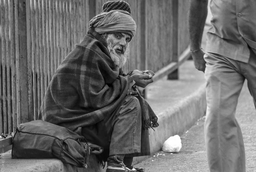 hari ki pauri beggar, budgetyatri