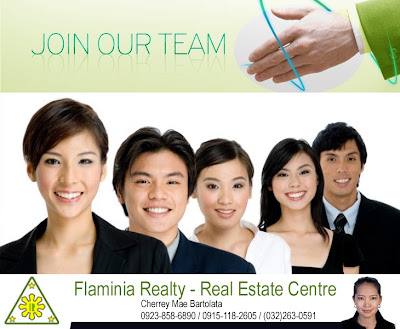 Cebu Job Hiring Real Estate Sales Executive
