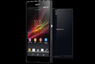 Harga dan Spesifikasi Sony Xperia Z