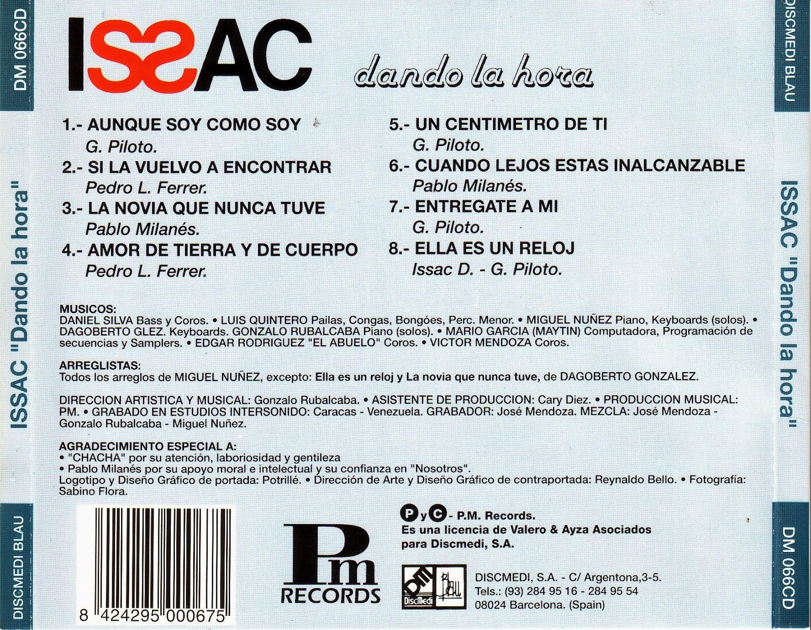 Issac Delgado - Dando La Hora