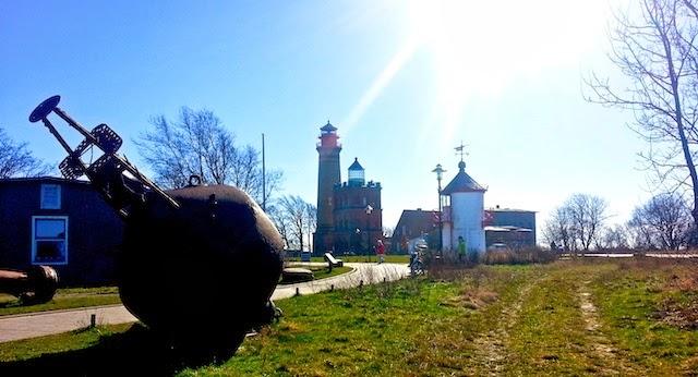 Kap Arkona Leuchtturm
