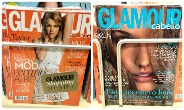 Regalos revistas junio 2015: Glamour pocket