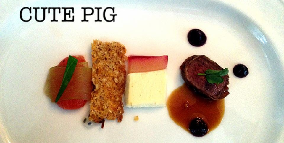 Cute Pig::Food Reviews and Recipes