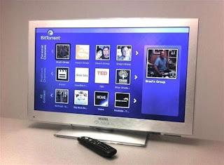 TV en la que puedes descargar con sistema P2P