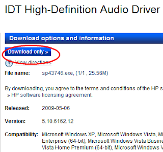 Download Driver HP Mini Semua Type