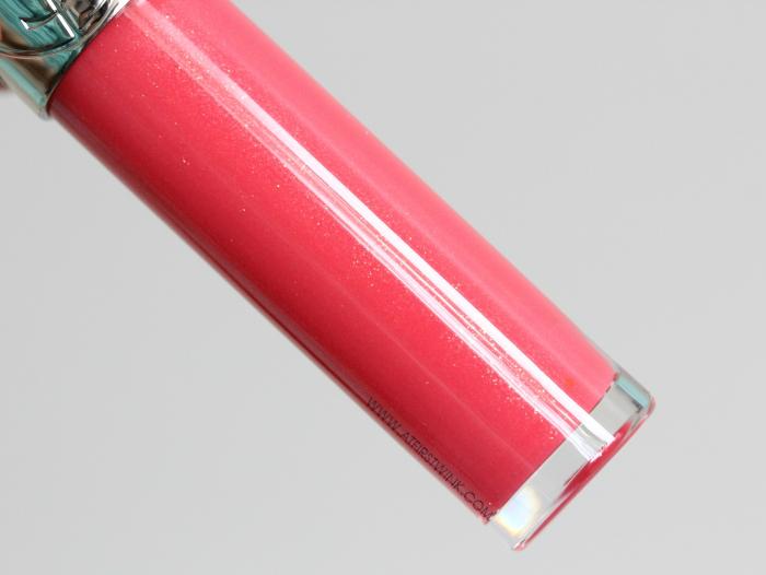 YSL gloss volupté 15 - grenade pépite color