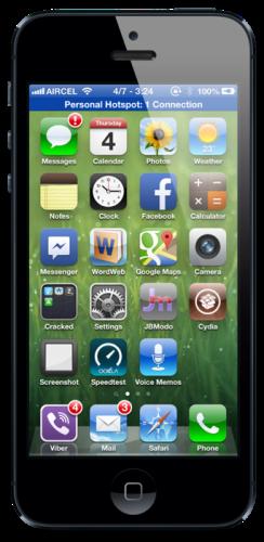 How to Jailbreak iPhone 5 using Evasion