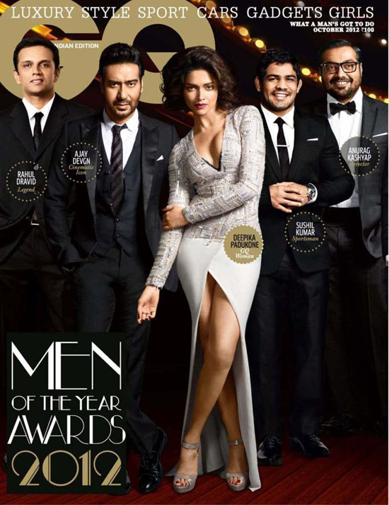 Deepika Padukone &#8211; GQ India Magazine Photoshoot