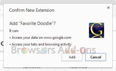 favorite-doodle-extension-confirmation
