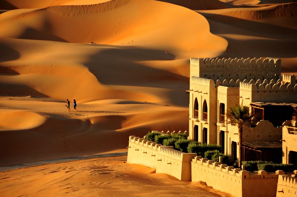 Liwa United Arab Emirates  city photos : Sustainability specialist Farnek Consulting helps Qasr Al Sarab Desert ...