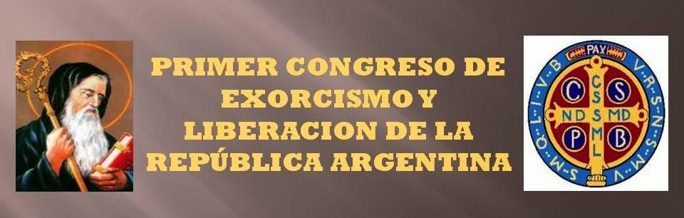 PRIMER CONGRESO SOBRE EXORCISMO EN ARGENTINA