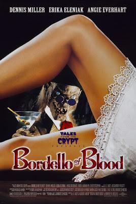 Bordello of Blood Poster