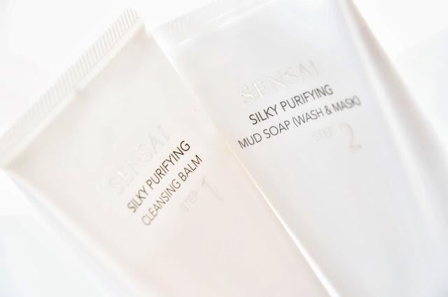 Две ступени очищения проблемной кожи по KANEBO SENSAI