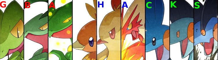 Download Pokemon Rom Hacks