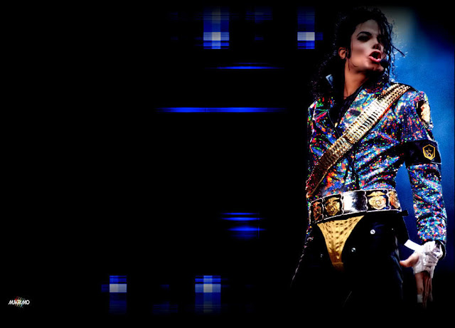 MICHAEL JACKSON THIS IS IT MOONWALK