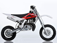 2012 Husqvarna CR50 Motorcycle Photos 3