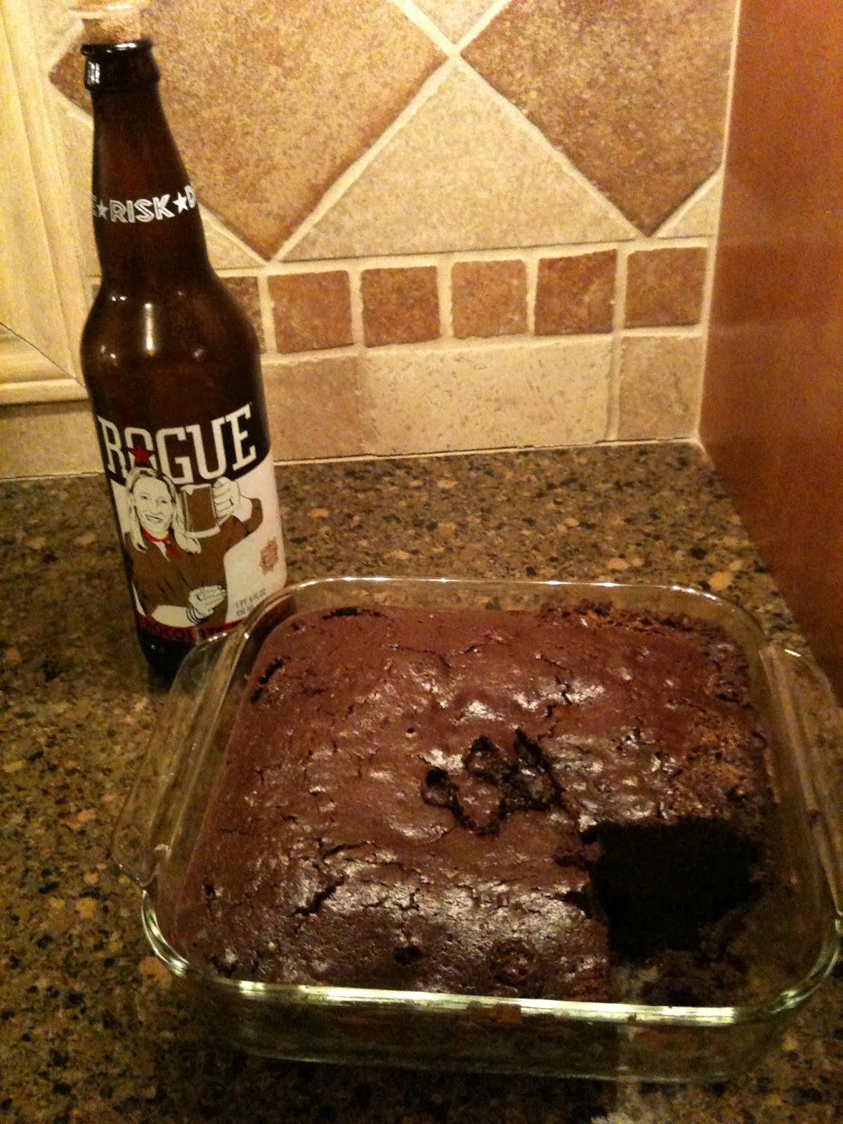 Hackknife Northeast: Rogue Chocolate Stout Brownies