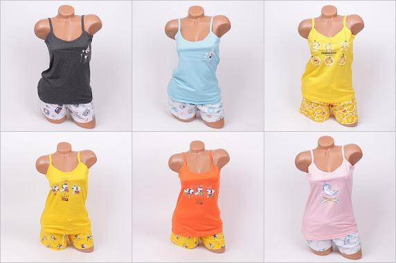Дамски летни пижами