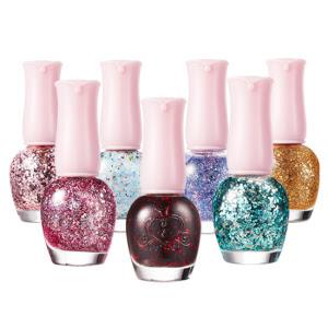 etude house nail polish dear my party nails