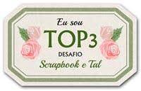 Selo para Top 3