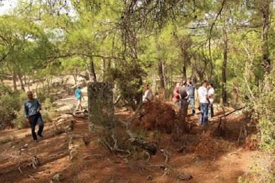 Δεύτερος ιερός χώρος βρέθηκε στο όρος Λάτμος