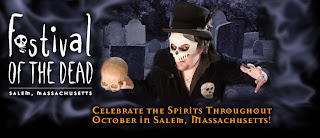 Festival of the Death, Salem - que visitar