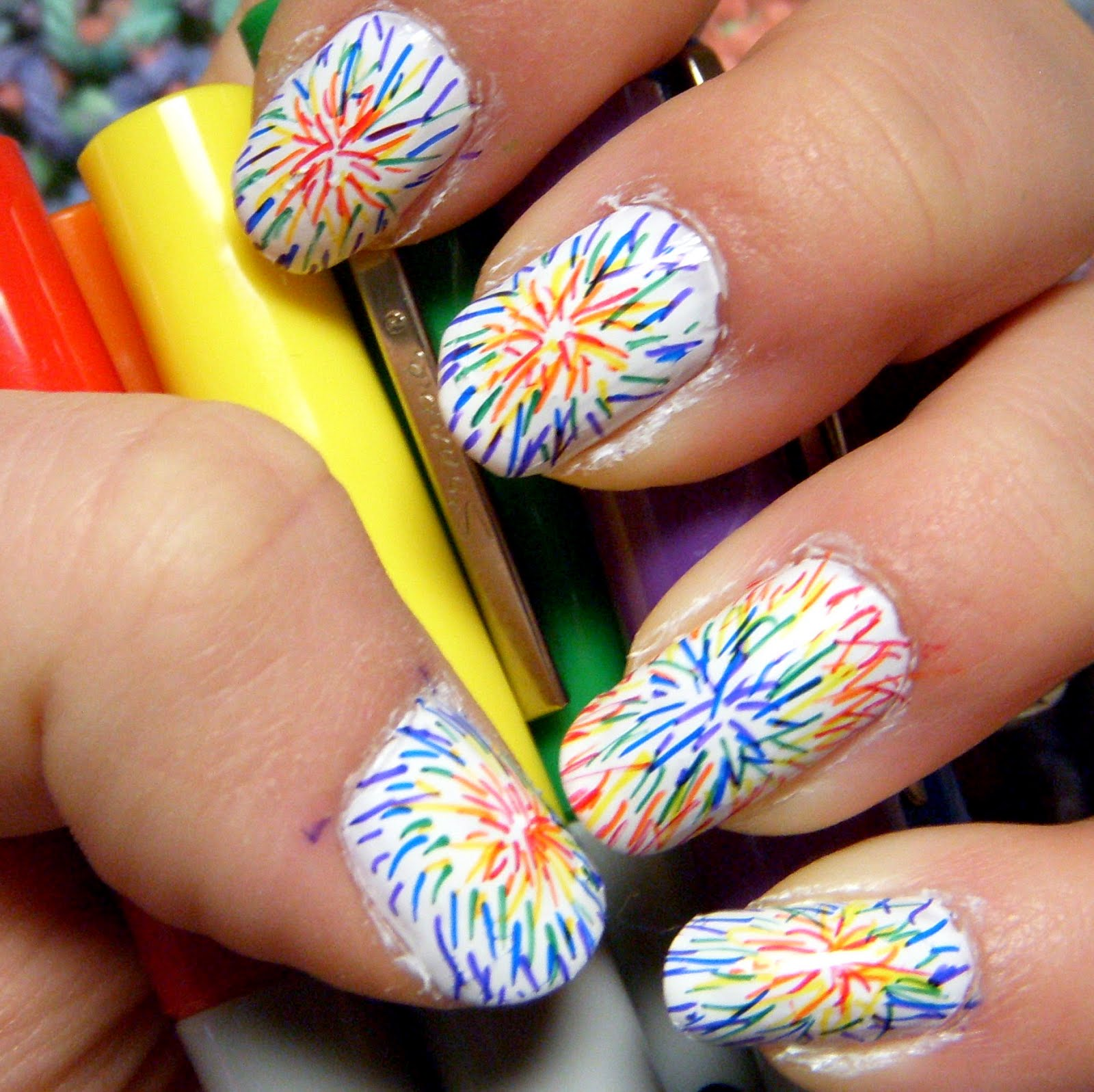 The Awesome Awesome easy to do nail design 2015 Digital Photography