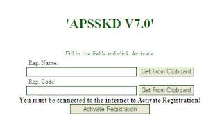 [Share] APSSKD V7.0 Dan AKD V1.1