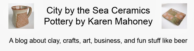 City by the Sea Ceramics: Pottery by Karen Mahoney Blog