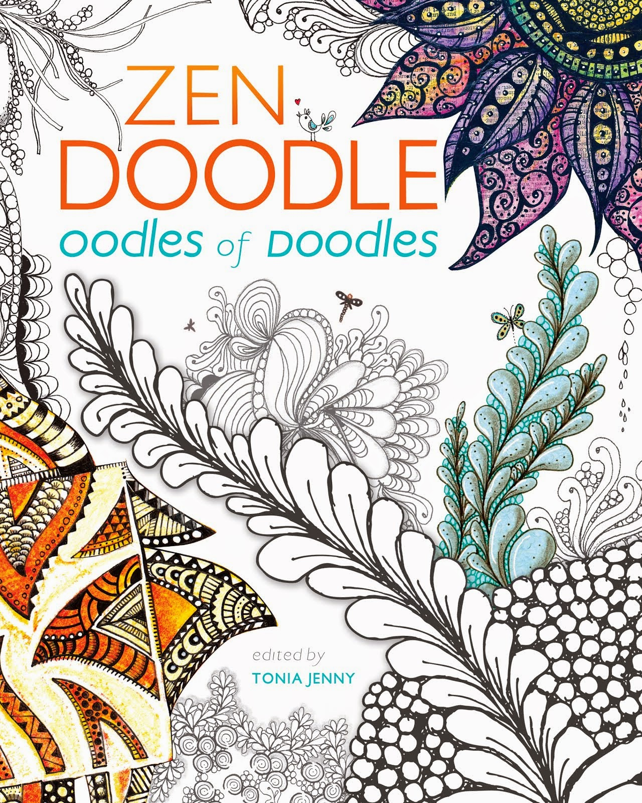 ZEN DOODLE: Oodles of Doodles