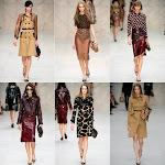 Burberry Prorsum outono/ inverno 2013