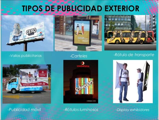 Vallas publicitarias existen diferentes tipos de vallas publicitarias - Tipos de vallas ...