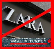Προϊόντα Zara: MADE IN TURKEY