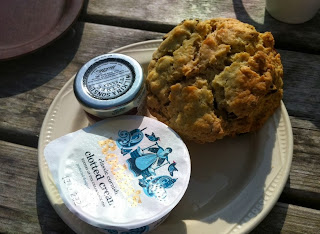 National Trust Scones Houghton Mill