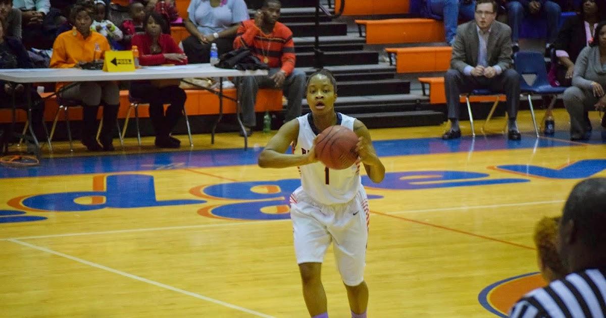 Memphis Girls Basketball Brandi Beasley Tijuana Griggs